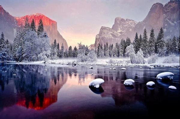 exqui-image-Gate-to-Yosemite-Valley-by-Hanh-Huynh