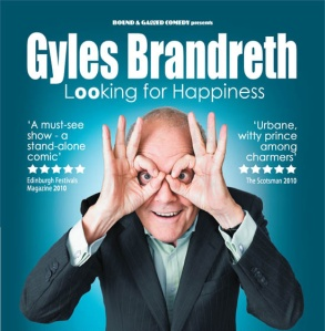 Gyles Brandreth is Looking for Happiness