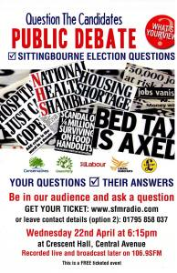 Sittingbourne Election Questions