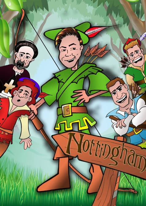Robin Hood & His Merry Men - On Tour