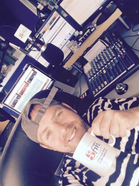 Jason on 106.9 SFM 100% Local Radio for Sittingbourne