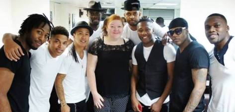 Bonnie Britain meets street dance troupe  Flawless