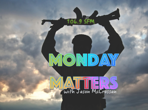 Monday Matters radio show with Jason McCrossan