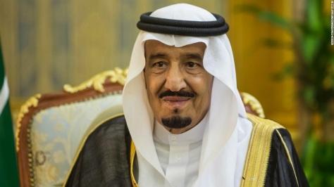 His Majesty Salman bin Abdul Aziz Al Saud