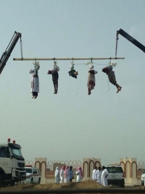 Saudi Arabia execution 5 Yemeni