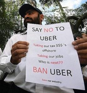 ban Uber