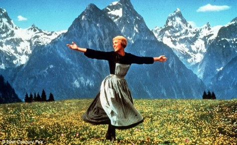 Sound Of Music- Climb Every Mountain