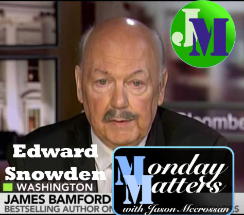 James Bamford Edward Snowden