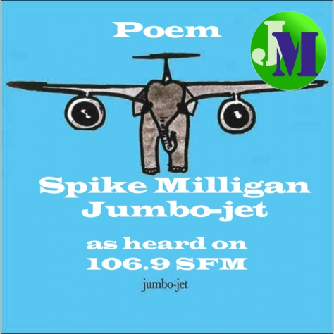 Spike Milligan jumbo jet poem