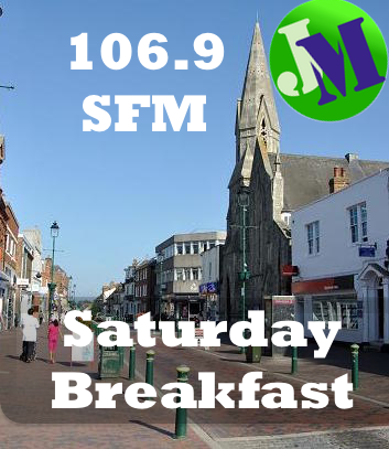 Sittingbourne Saturday Breakfast show