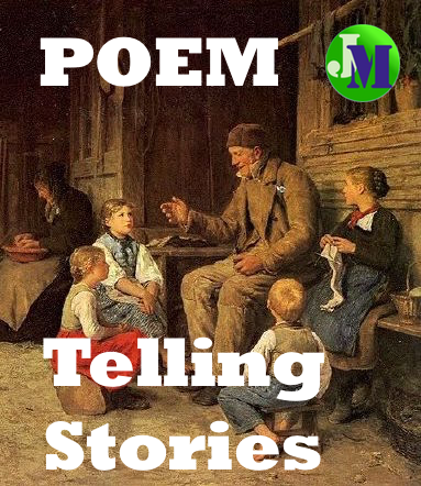 Telling Stories by Elizabeth Jennings