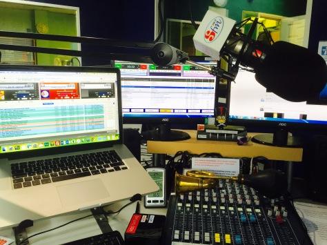 jason mccrossan sfm radio studio