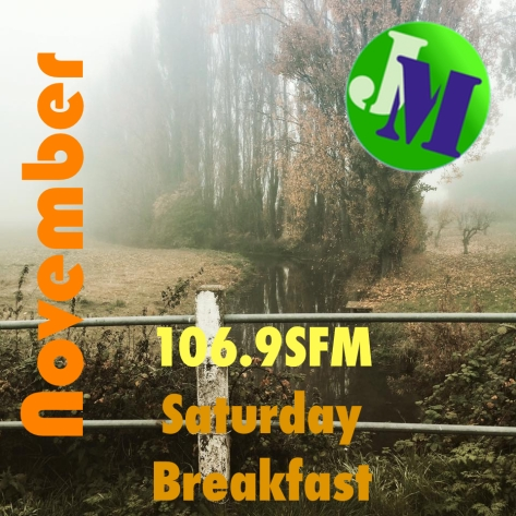 Saturday Breakfast Radio Show Sittingbourne Kent England