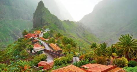 Tenerife. Image: Alamy