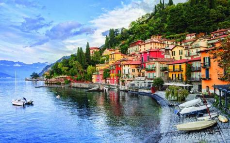 Lake Como: Italy