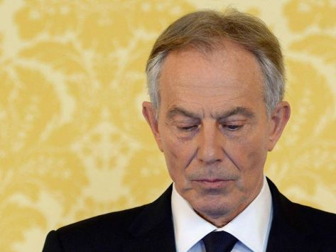 Tony Blair gave a 2 hour press conference to defend his actions