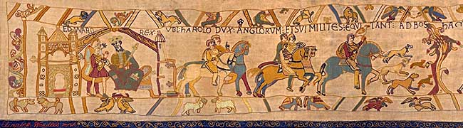 Saturday Breakfast 1066 Battle of Hastings 15 October 2016
