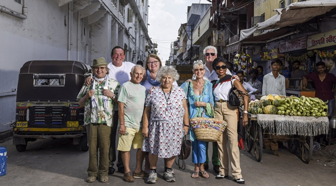 The Real Marigold Hotel Xmas special