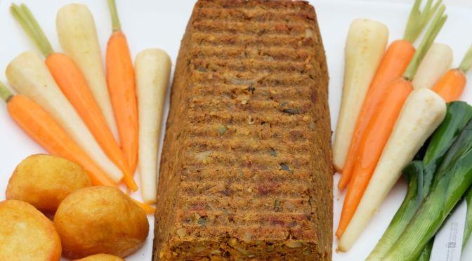 Festive Flavours: Nut Roast