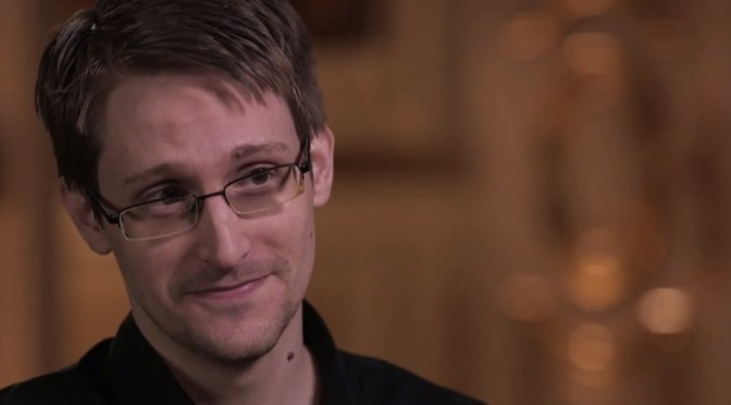 Will Snowden be Trumps 'Bin Landen' scalp?