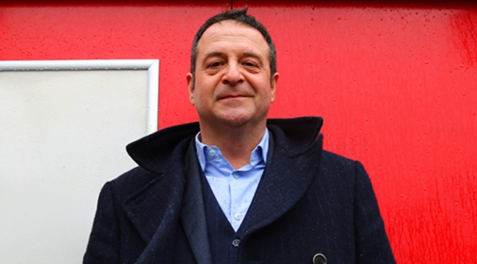 Mark Thomas – The Red Shed Interview