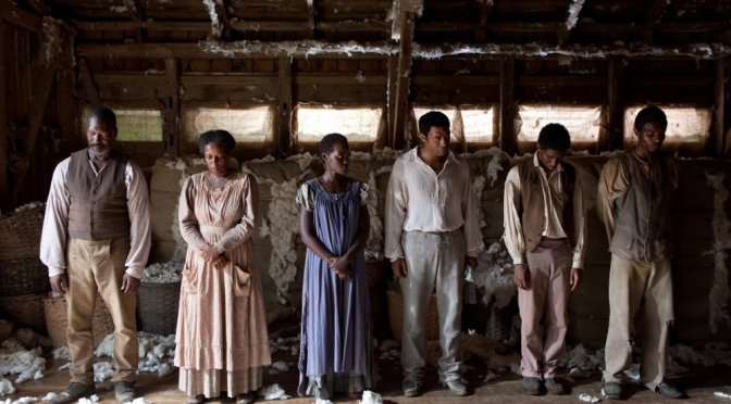 12 Years A Slave – audio book